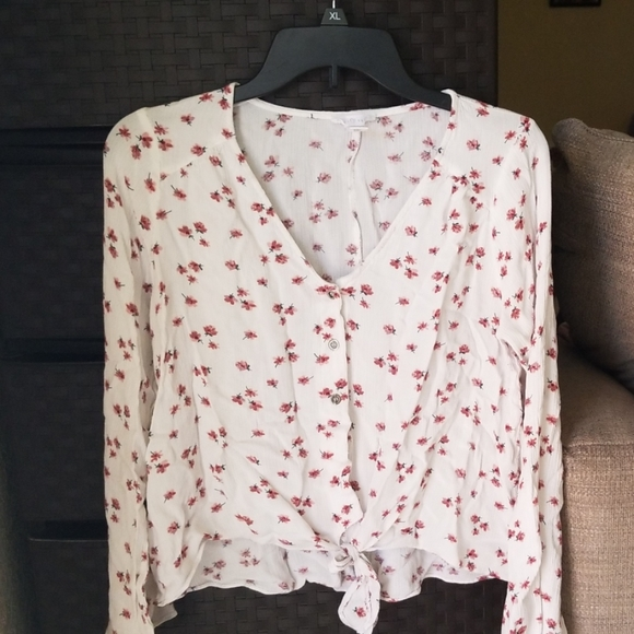 Full Tilt Tops - Womens Blouse